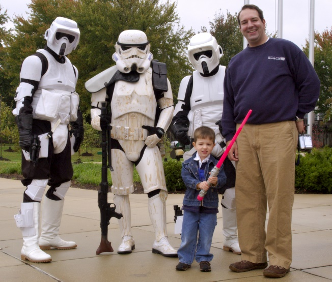 DSC_1729.jpg - This young lad struck down a Jedi and confiscated his lightsaber. Good work!
